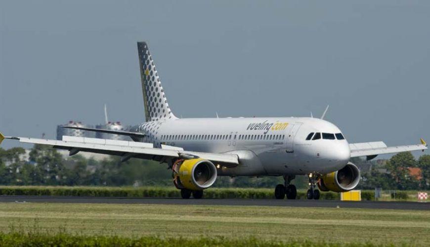 Vueling deberá indemnizar con 878,52 euros a una persona por la cancelación de un vuelo Barcelona-Asturias
